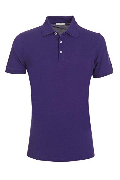 Kip Düz Örme T - Shirt