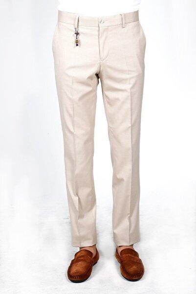 Jakamen Bej  Slim Fit   Pantolon - JK27SF12M003_597
