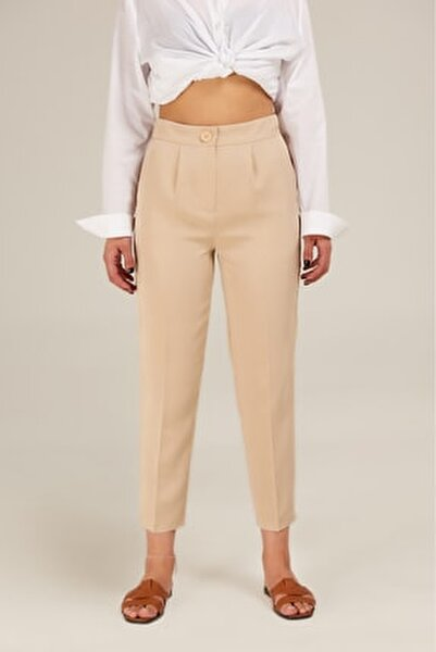 Kadın Relax Tencel Pantolon