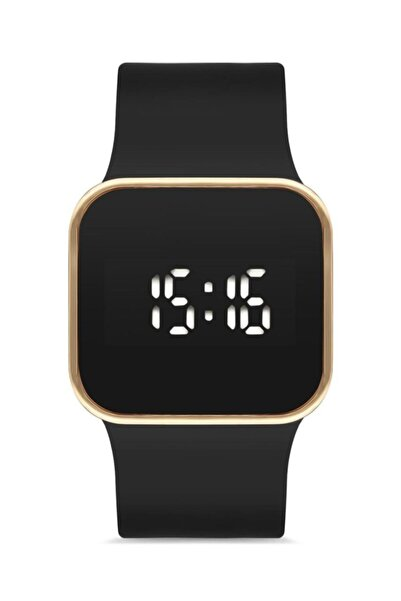 WatchArt Trend Model Stcd0542 Led Dokunmatik Ekran Silikon Kordon Unisex Kol Saati