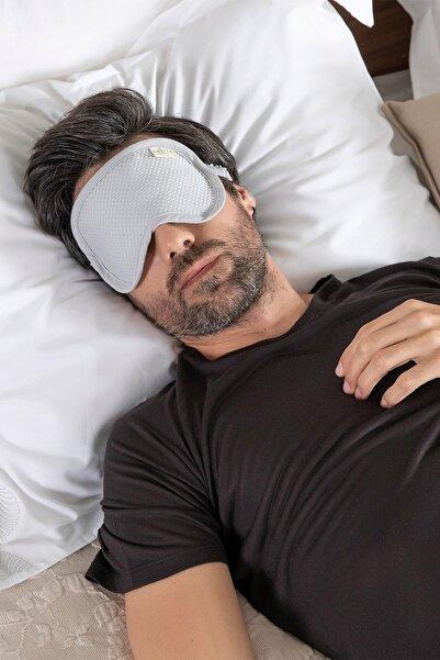 Uyku Göz Bandı Gri