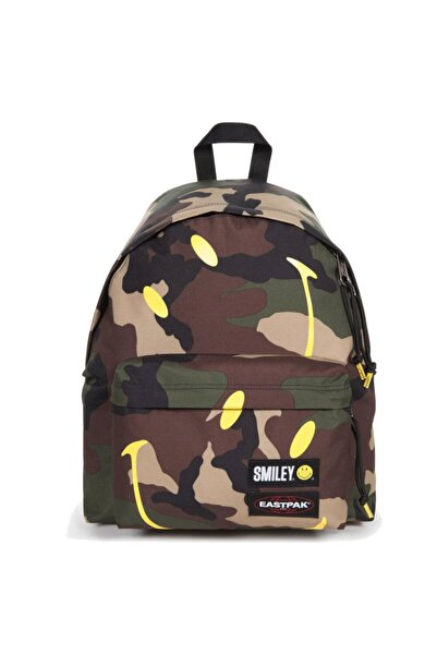 Eastpak Padded Pak'r Smiley Camo Sırt Çantası Ek000620a931