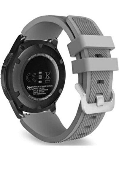 Huawei Watch Gt2 46mm Sport Kordon Silikon Gri