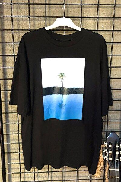 Unisex Siyah Tshirt