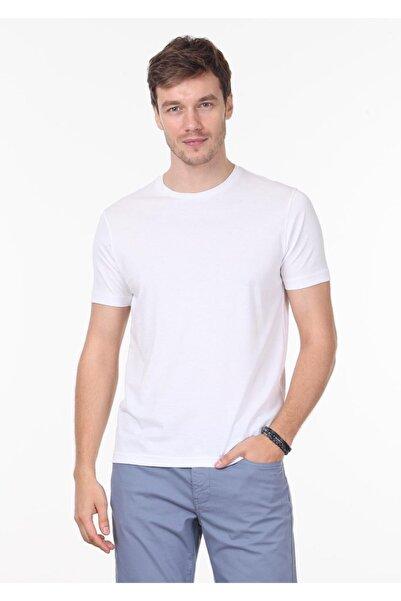Ramsey Erkek Beyaz Örme T - Shirt RP10119912