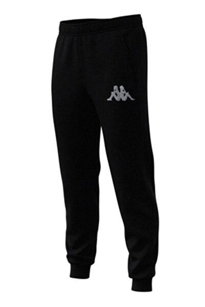 Kappa Kadın Siyah Lastikli Paça Sw Pantolon