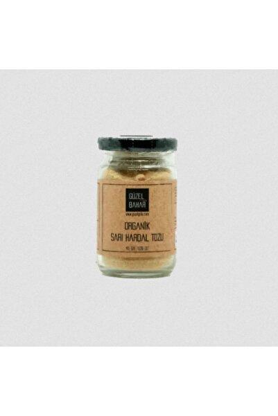 Güzel Gıda 45 gr Organik Sarı Hardal Tozu
