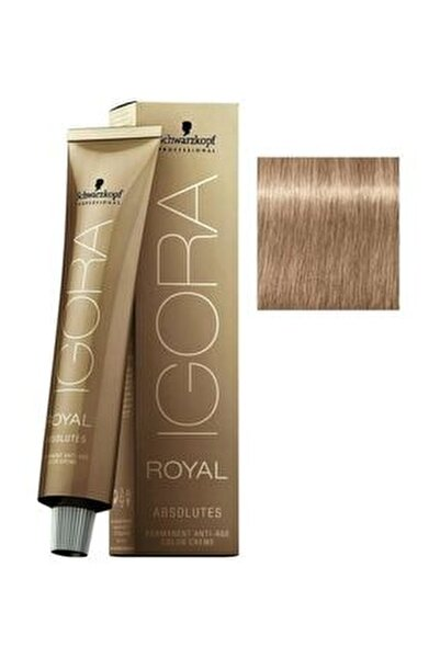 Saç Boyası -Royal Absolutes 8-140 Açık Kumral Sandre Bej 4045787283228