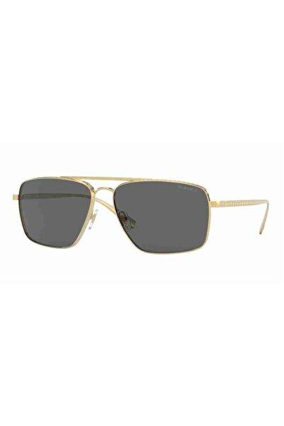 Versace Kadın  Ekartman Güneş Gözlüğü Ve 2216 100287 61 G