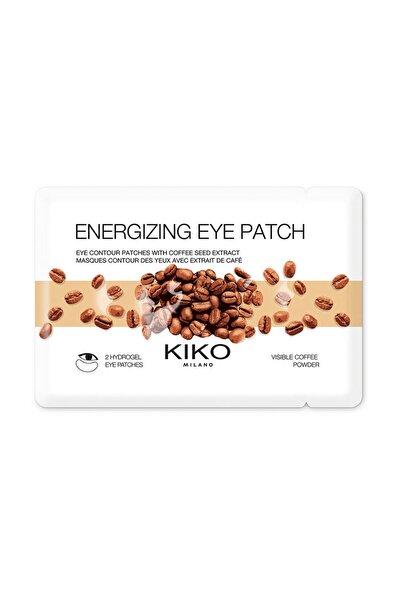 KIKO Enerji Verici Göz Maskesi - Energizing Eye Patch