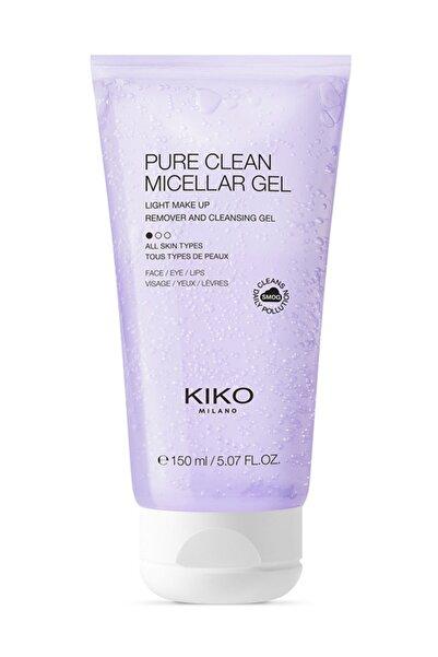 KIKO İpek Proteinli Hassas Micellar Su - Pure Clean Micellar Gel