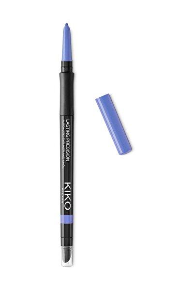 KIKO Göz Kalemi - Lasting Precision Automatic Eyeliner & Kajal 19 Sea Blue