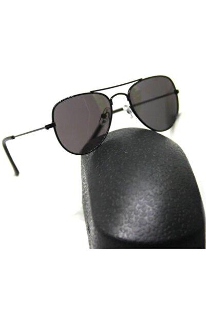 Uv400 Metal Police Modeli Erkek Kız Çocuk Güneş Gözlüğü Gözlük