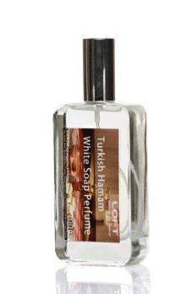 Loft Beyaz Sabun Kokulu Parfüm Hamam Kokusu 30ml