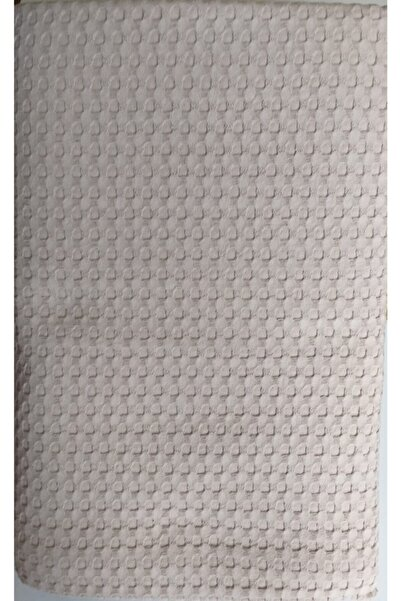 Almera %100 Pamuk Cotton Havuzlu Desenli Düz Pike 200x230cm & %100 Rengarenk Pamuklu Pike