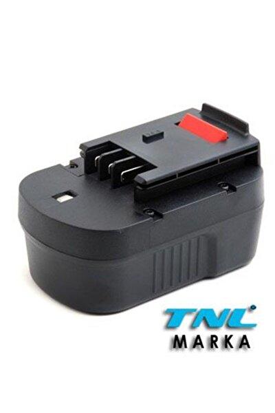 Black&Decker Tnl Marka 499936-34 14.4v Şarjlı Matkap Uyumlu Ni-cd Batarya