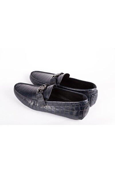 Roberto Cavalli Erkek Loafer Ayakkabı