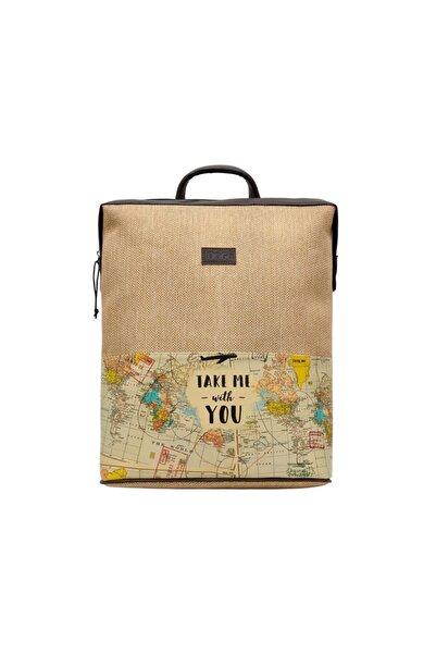 Dogo Kadın Sırt Çantası Dgb020-slm001 Slim Backpack Take Me With You