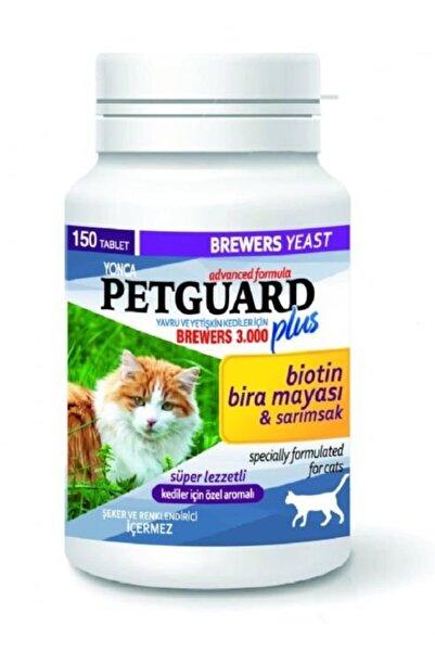Petgarden Petguard Biotin Bira Mayası Ve Sarımsaklı Tablet 150