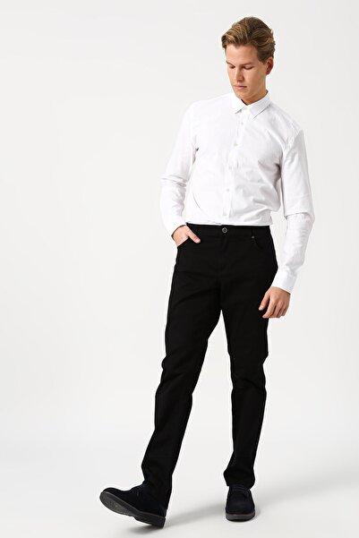 Fabrika Erkek Siyah Klasik Pantolon 504669027 / Boyner