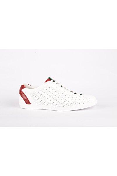 Gucci Erkek Beyaz Sneakers