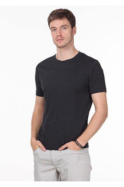 Ramsey Erkek Siyah Örme T - Shirt RP10119912
