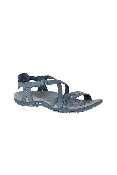 Merrell Kadın Gri Sandspur Spor Sandalet