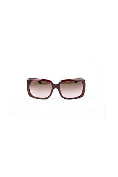Versace Kadın Bordo Güneş Gözlüğü