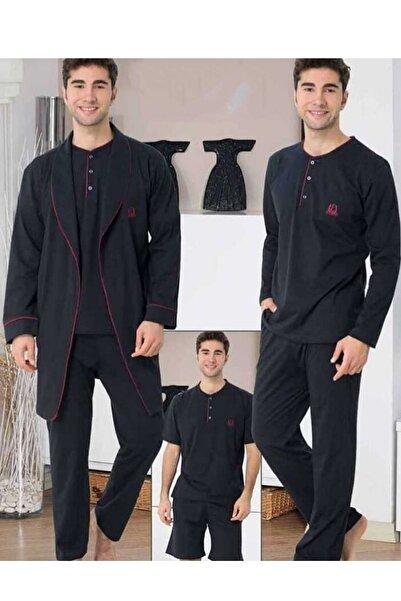 Effort Pijama Effort Erkek Röpteşambırlı 5li Pijama Takımı