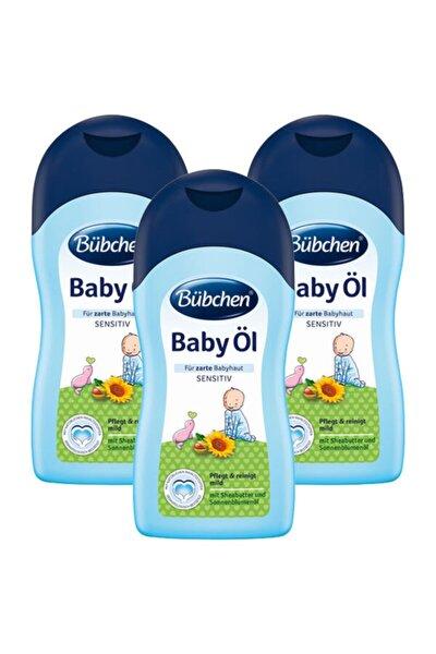 Bübchen Bebek Yağı (baby Oil) 400 Ml X 3 Adet