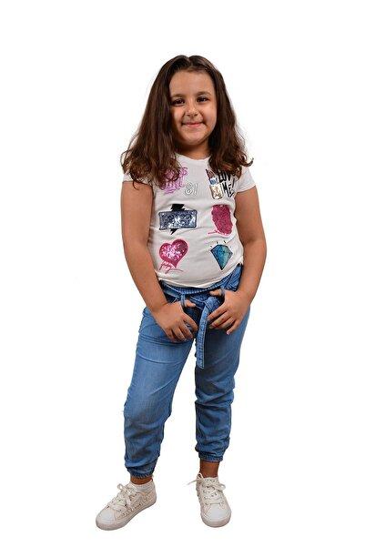 Sercino Kız Çocuk Pantolon Arya