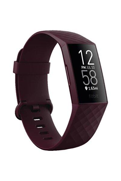 Fitbit Charge 4 Akıllı Bileklik - Bordo