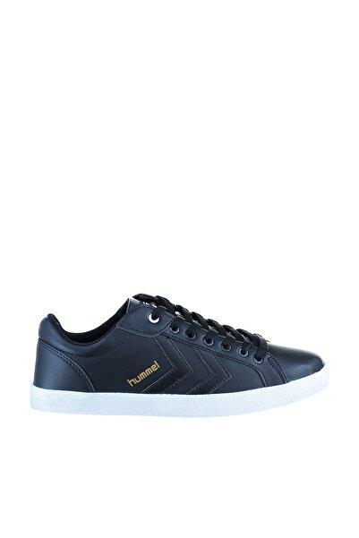 HUMMEL Unisex Siyah  Spor Ayakkabı - Deuo Court Heritage