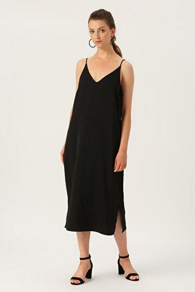 Vero Moda Kadın Mavi Elbise 503255231