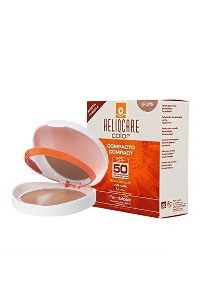 Heliocare Advanced Compact Spf 50 10 gr ( Brown Kahverengi Esmer Ten ) Skt:2022