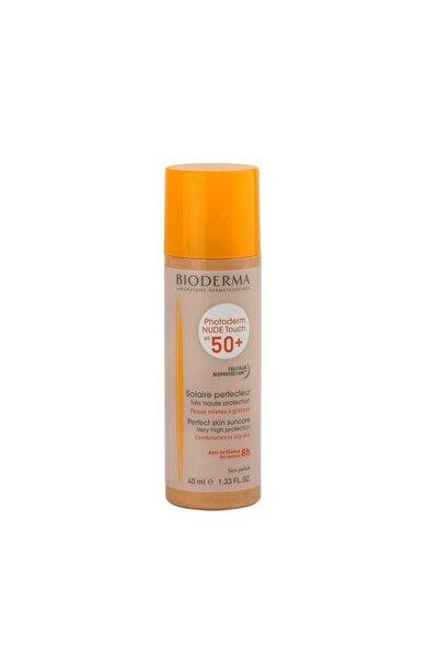 Bioderma Photoderm Nude Touch Spf50 40ml Light