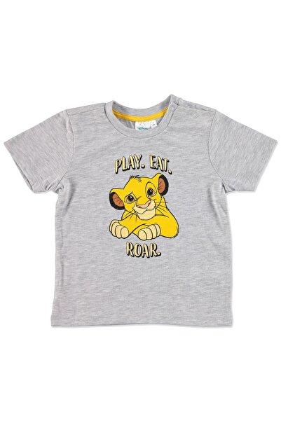 DISNEY Yaz Erkek Bebek Lionking T-shirt