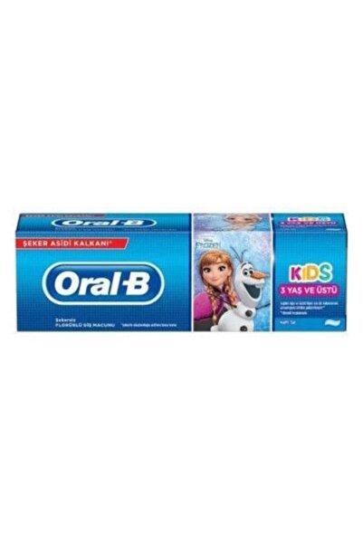 Oral-B Frozen Çocuk Diş Macunu 75 ml