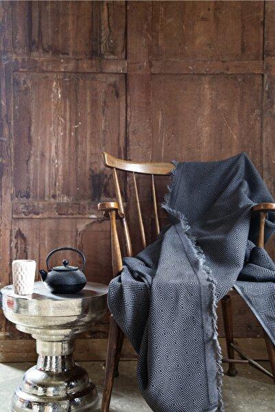 İssimo Home Koltuk Şalı 170*230 cm Siyah