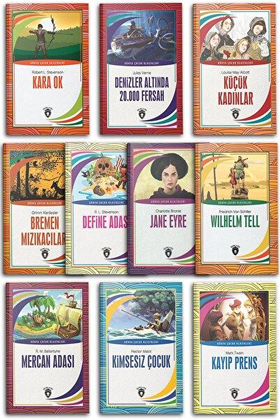 Dorlion Yayınları Dünya Çocuk Klasikleri  10 Kitap Set 6