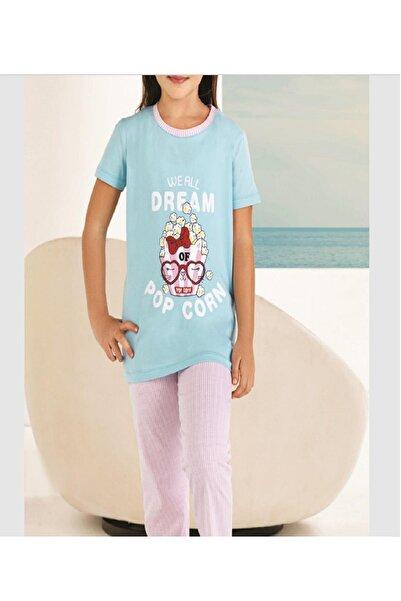 ORBİS Kız Çocuk Pijama Takımı 6227