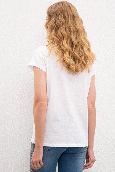 Kadın T-Shirt G082GL011.000.937707