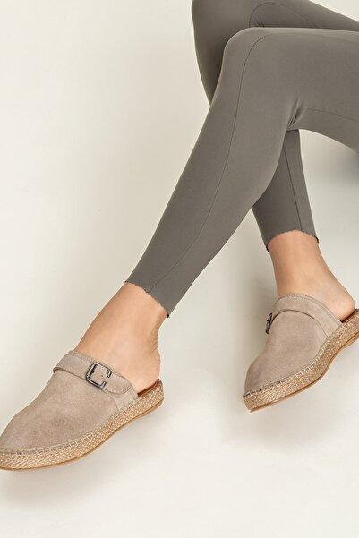 Elle Shoes JANAYA Bej Sandalet 20YKPT1