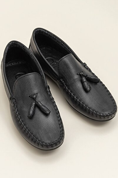 Elle Shoes RUSSEL Siyah Erkek  20YMH42314FA