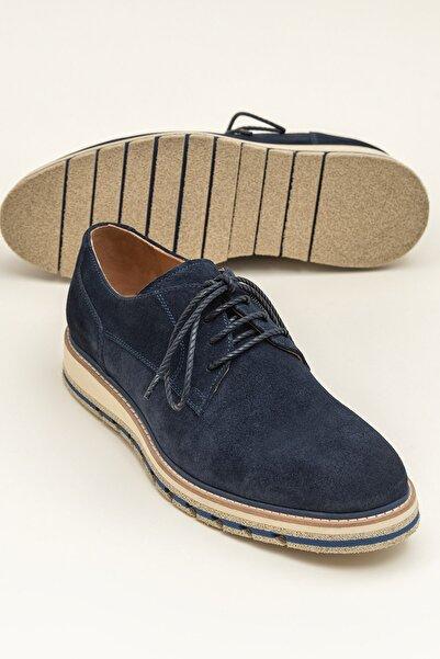 Elle Shoes BENJAMIN Lacivert Erkek  20YDB19-67