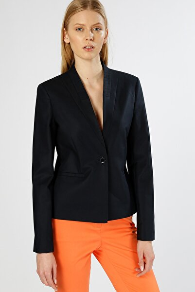 Fabrika Kadın Lacivert Blazer Ceket 502679202 / Boyner
