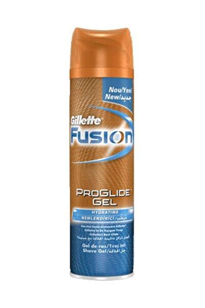Gillette Fusion Proglide Nemlendirici Tıraş Jeli 200 ml
