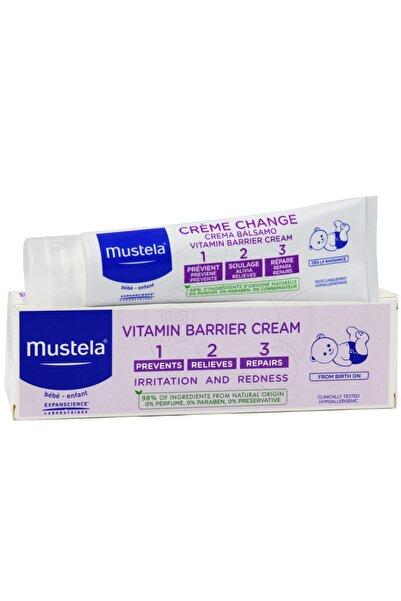 Mustela Vitamin Barrier 1-2-3 Pişik Kremi 100 Ml