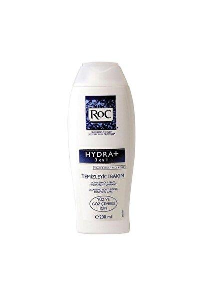 Roc Hydra Makyaj Temizleme Losyonu 3 In1 200 Ml