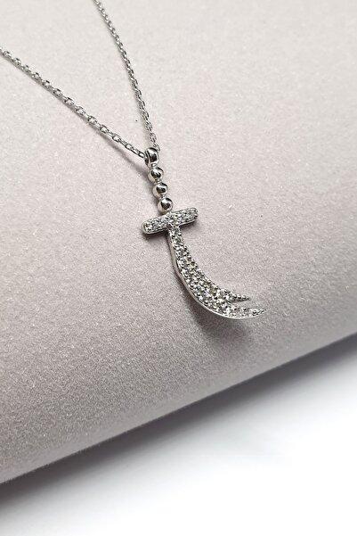 Fabula Silver Zülfikar Kılıcı Kadın Gümüş Kolye